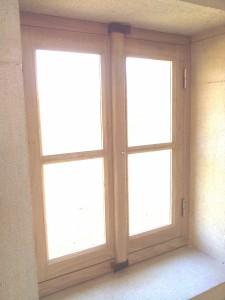 reproduction fenêtre avec fabrication à l'ancienne