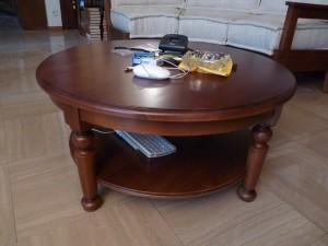 table-basse-moulurée