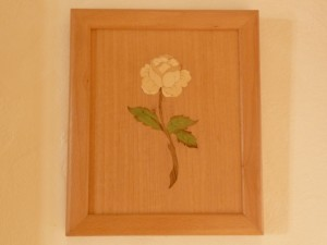 tableau-rose-marqueterie